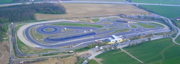 Streckenfoto des FSZ-Melk Wachauring in Niederösterreich